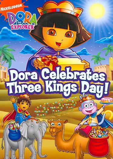 DORA THE EXPLORER:DORA CELEBRATES THR BY DORA THE EXPLORER (DVD)