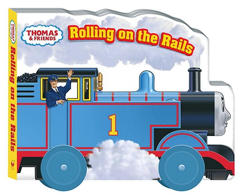 Rolling on the Rails By Awdry, W./ Golden Books Publishing Company (COR)